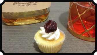 A Tipsy Twist on Cupcakes